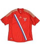 cd25ff30 Amazon.com: adidas Russia Away Jersey 2012: Sports & Outdoors
