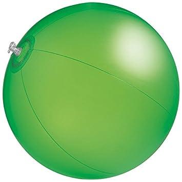 Pelota de playa/agua Ball/Color: Verde: Amazon.es: Juguetes y juegos