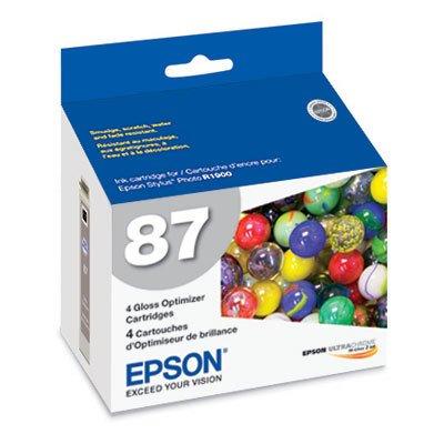 R1900 Gloss (Epson Gloss Optimizer Cartridge, for Stylus Photo R1900 (T087020))