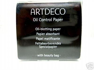 Artdeco Oil Control Paper, 100 Stück