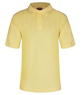 Qulaity Polo para Hombre Escuela Deporte Casual Wear Unisex niños ...