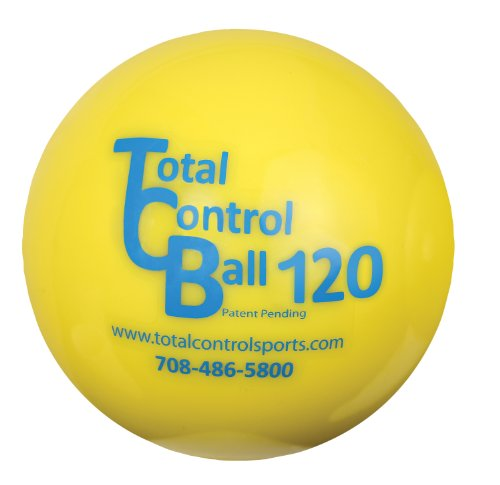 Total Control Sports Strength Builder Atomic Ball (Pack of 6), Yellow (Total Control Atomic Balls compare prices)