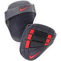 Nike Alpha Training Grips, Small (Black/Dark Charcoal/Total Crimson)