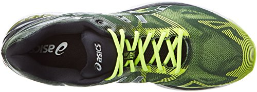 Asics Running Yellow Scarpe safety silver 19 Nero Gel black Uomo nimbus wqq41P