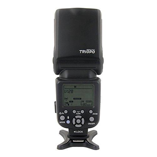 Dig ドッグボーン TR-960iii フラッシュスピードライト Canon/Nikon DSLRカメラ用   B07LBPFHH7
