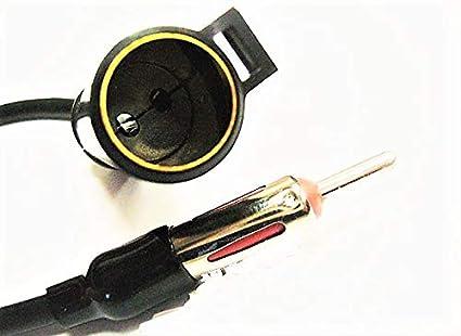 Amazon.com: Stereo ANTENNA Harness Nissan 240SX 95 96 97 98 ... on