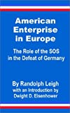 American Enterprise in Europe, Randolph Leigh, 089875948X