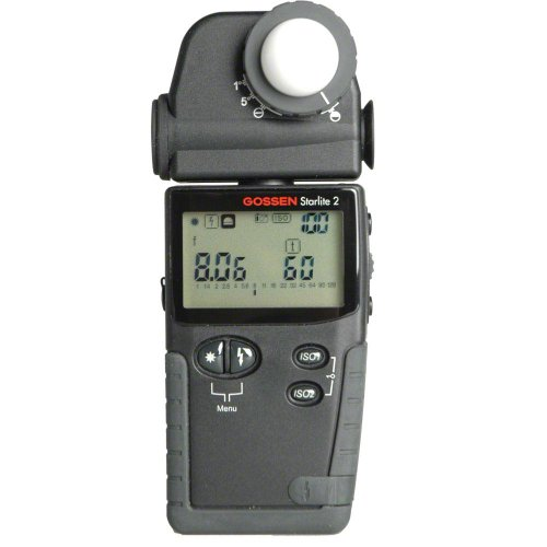 ite 2 Exposure Meter (Black) ()
