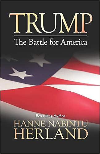 Book's Cover of Trump: The Battle of America (Inglés) Tapa blanda – 15 septiembre 2020