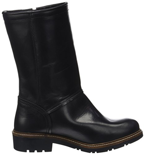Fly London Stiefel Damen Gore-tex Sasi052fly Schwarz (nero)