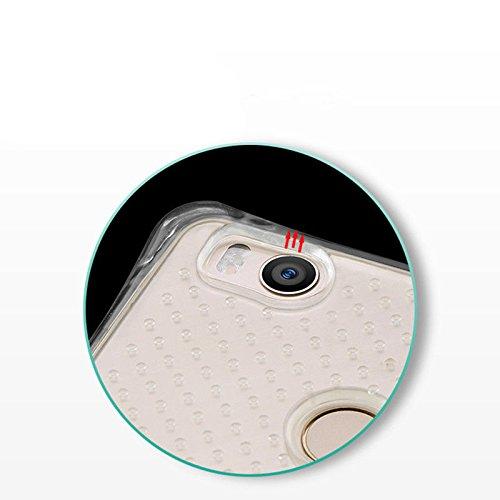 Para Asus Zenfone Ir ZB452KG la caja del gel de TPU suave claro 4,5