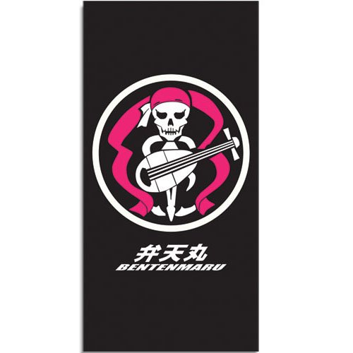 Bodacious Space Pirates Bentenmaru Towel