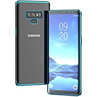 For Samsung Galaxy Note 9 Kılıf Silikon Shining Parlak Lazer