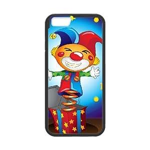 "CHSY CASE DIY Design Cute Cartoon Clown Pattern Phone Case For iPhone 6 (4.7"")"