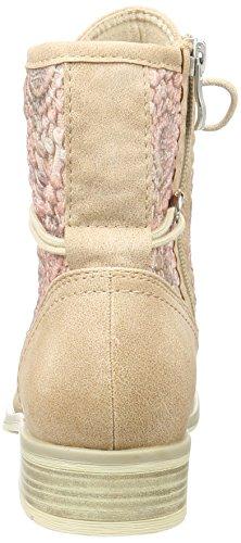 Marco Tozzi Women's 25101 Combat Boots Pink (Candy Comb 519) EqctOc