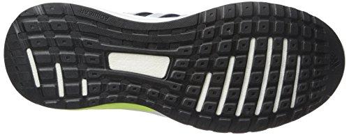 adidas Rendimiento Hombre Galaxy Elite M–Zapatillas de running Collegiate Navy/White/Electricity