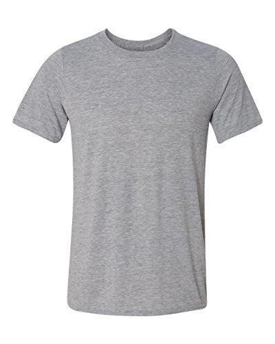 Gildan Men's Performance Polyester Knit Wicking T-Shirt, XX-Large, Sport (Polyester Antimicrobial)