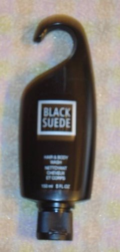 Avon Black Suede Hair and Body Wash