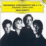 Quatuors A Cordes N.4, 11 Et 14