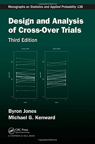 Design and Analysis of Cross-Over Trials, Third Edition (Chapman & Hall/CRC Monographs on Statistics & Applied Probability)