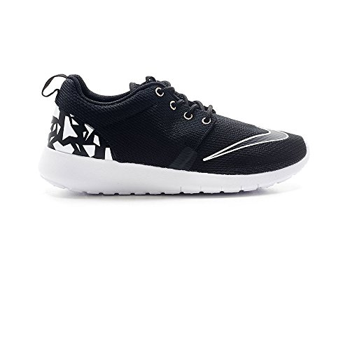 Nike Roshe One Fb GS - 810513001 - Color Black - Size: 7.0 by NIKE
