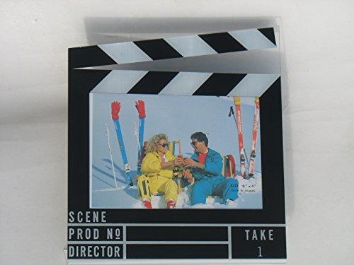 ( 2 piece Pack ) Movie Clapboard 3.5