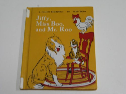 Jiffy, Miss Boo, and Mr. Roo - Jiffy Hook