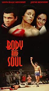 Body and Soul [USA] [VHS]: Amazon.es: Leon Isaac Kennedy ...