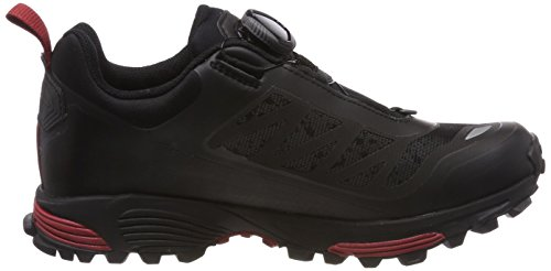 Senderismo Adulto 246 Black de Unisex Light Boa Zapatillas Viking Negro GTX Silver Anaconda YvTw8