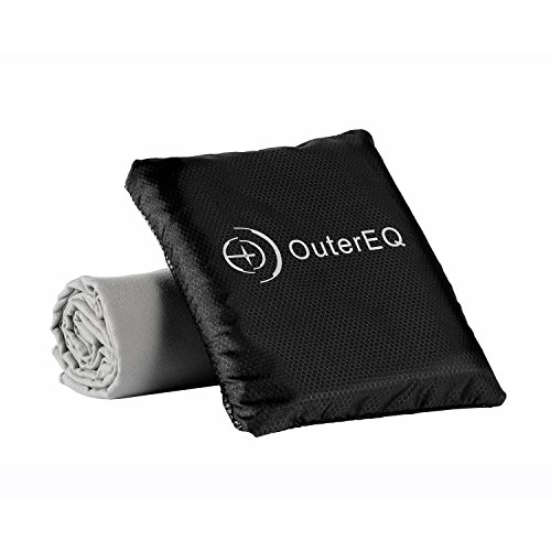 OuterEQ Quick Dry Towel Microfiber