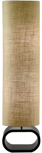 (Adesso 1520-18 Harmony Floor Lamp - Multipurpose Night Lamp with Burlap Shade. Lighting Accessories)