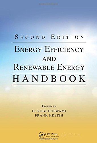(Energy Efficiency and Renewable Energy Handbook (Mechanical and Aerospace Engineering Series))