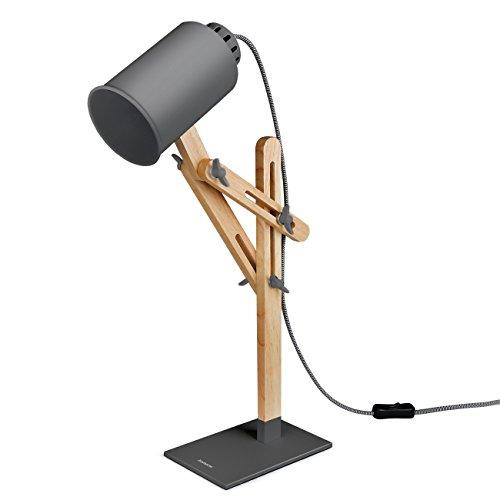 Shade Metal Table Lamp - 5