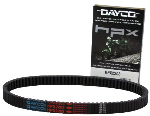 (Dayco HPX2203 HPX High Performance Extreme ATV/UTV Drive Belt)
