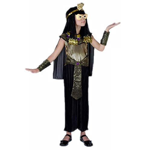 Party Diy Decorations - Halloween Costumes Boy Girl Ancient Egypt Egyptian Pharaoh Cleopatra Prince Princess Costume - Witch Egyptian 3d Belt Boys Prince Venus Princess Sweet Halloween]()