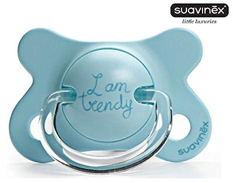 Suavinex Chupete Silicona Chupete fisiológico muñeco 2 - 4 ...