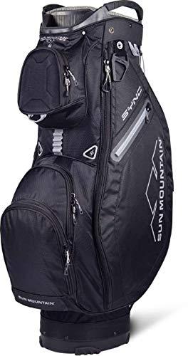 Sun Mountain 2019 Sync Cart Bag Black/Black