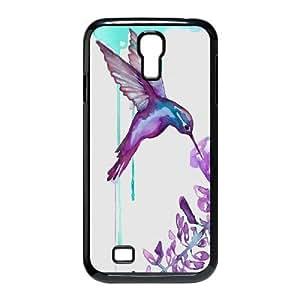 Wholesale Cheap Phone Case For SamSung Galaxy S4 Case -Hummingbird Bird Art Pattern-LingYan Store Case 15