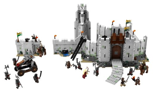 41VKAg 0nsL - LEGO The Lord of the Rings 9474 The Battle of Helm's Deep (Discontinued by manufacturer)