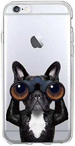 coque iphone 8 bouledogue