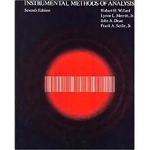 Instrumental Methods of Analysis (Chemistry)