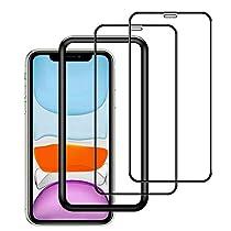 【2枚セット】 iPhone 11 / iPhone XR ガラスフイルム iPhone XR ...