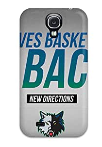 minnesota timberwolves nba basketball (1) NBA Sports & Colleges colorful Samsung Galaxy S4 cases 6841646K541171399