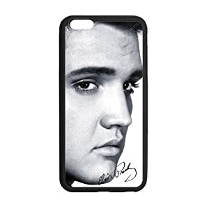Custom Elvis and Signature Phone Case Laser Technology for iphone 6 4.7 Designed by HnW Accessories