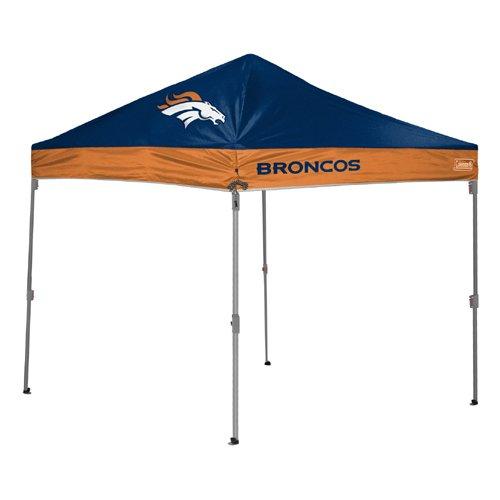 NFL 10x Straight Leg Canopy