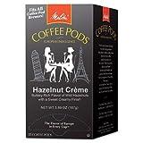 Melitta One:One Hazelnut Coffee Pods - Go Hazelnuts, 18 Pods/Box(sold in packs of 3)