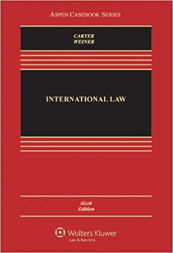 Sell, buy or rent international business law (6th edition.