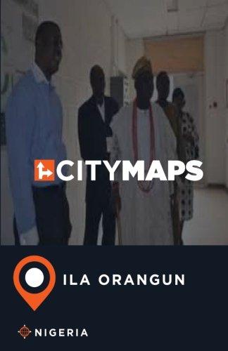 City Maps Ila Orangun Nigeria