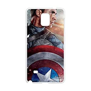 The Capital America Design Best Seller High Quality Phone Case For Samsung Galacxy Note 4