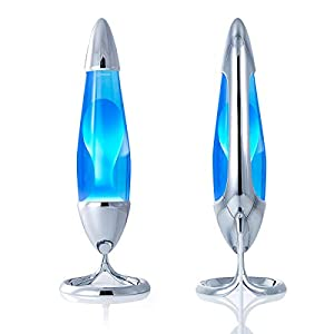 Lava Lamp by Mathmos: Neo Lava Lamp for Children & Adults Turquoise/Blue